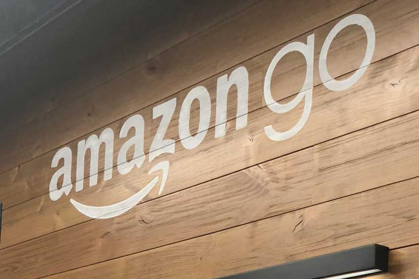 Amazon Go Sign