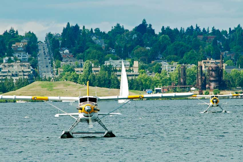 Seaplane Seattle