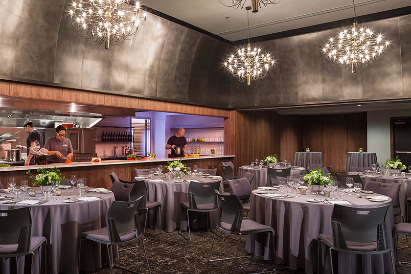 The Northern Lights Room- Downtown Seattle Meeting and Event Venue - Hotel Ändra