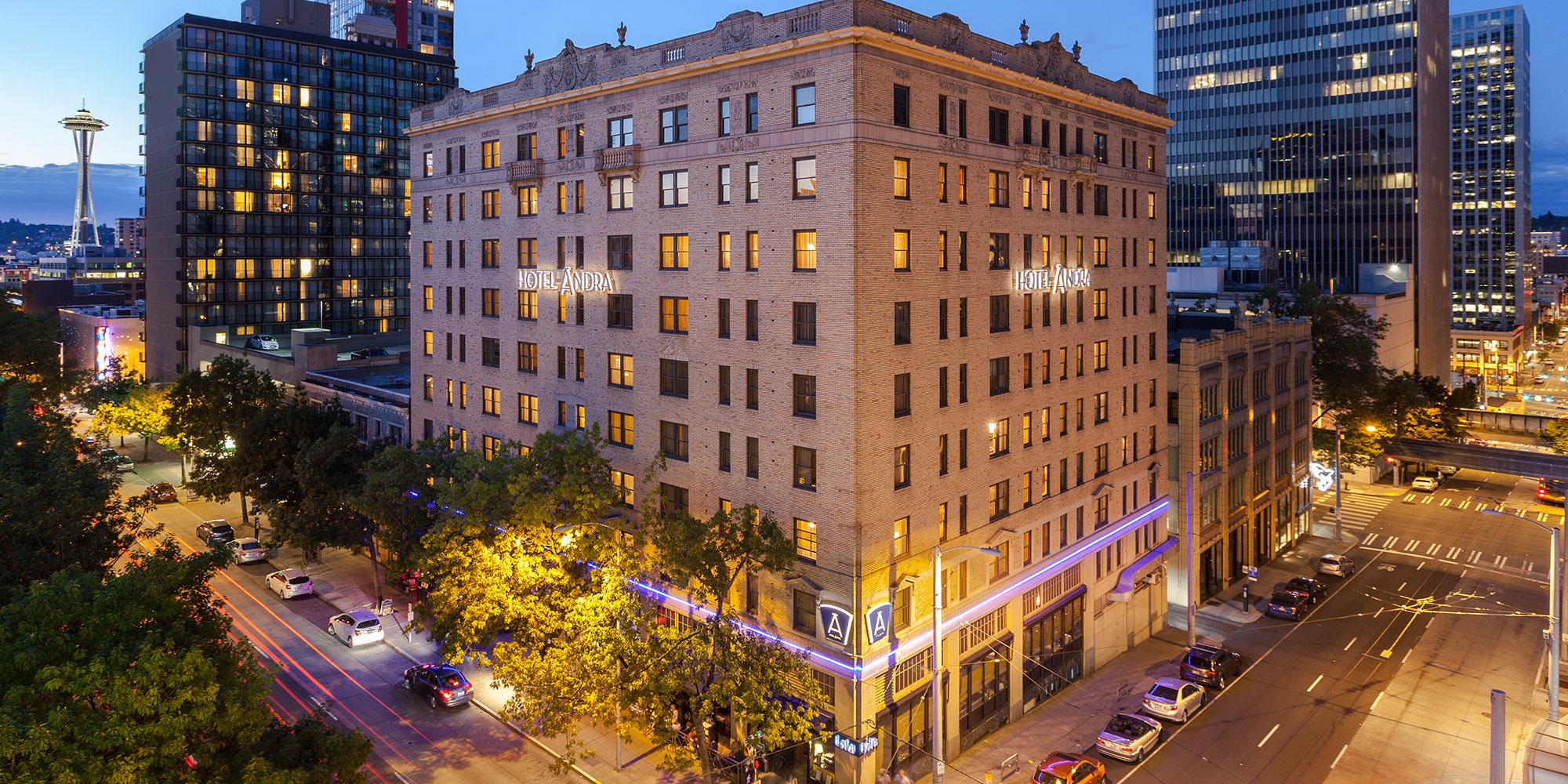 Hotel Ändra - Boutique Hotel in Downtown Seattle