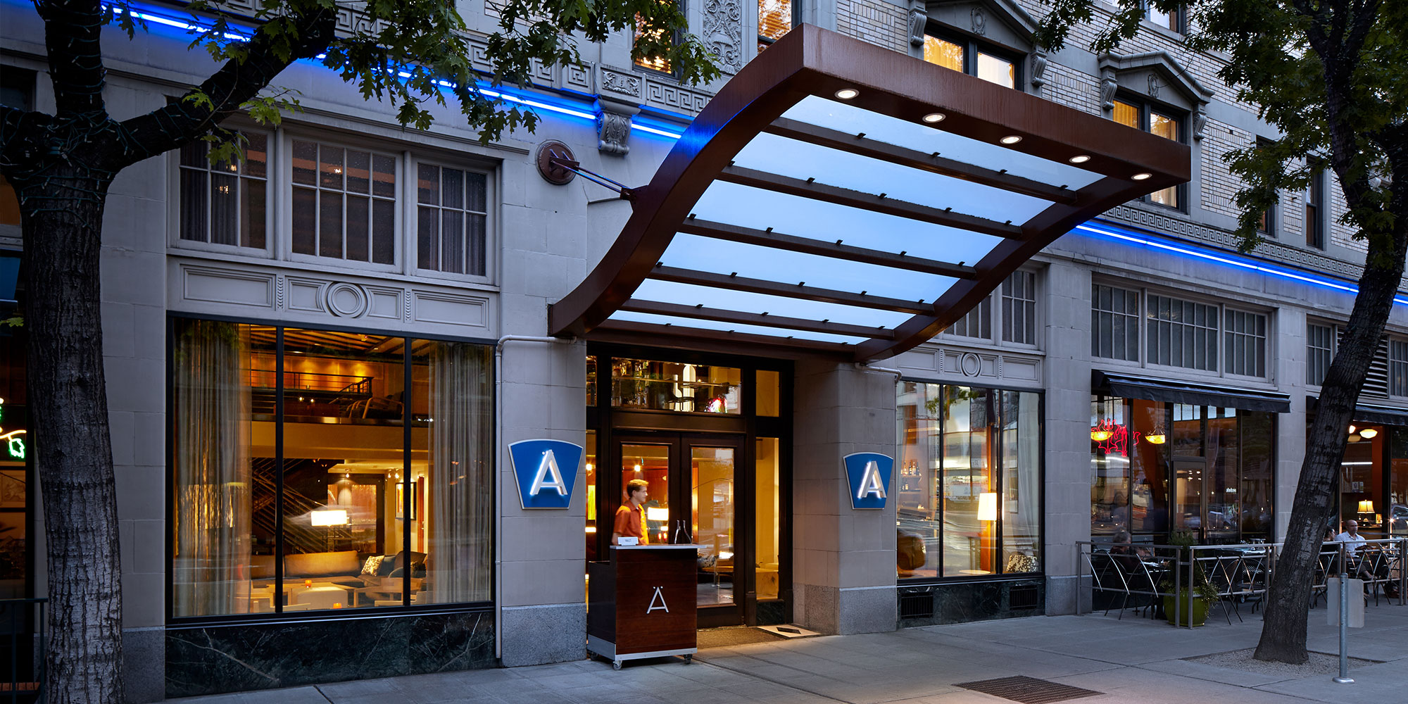 Hotel Ändra - Boutique Hotel in Downtown Seattle